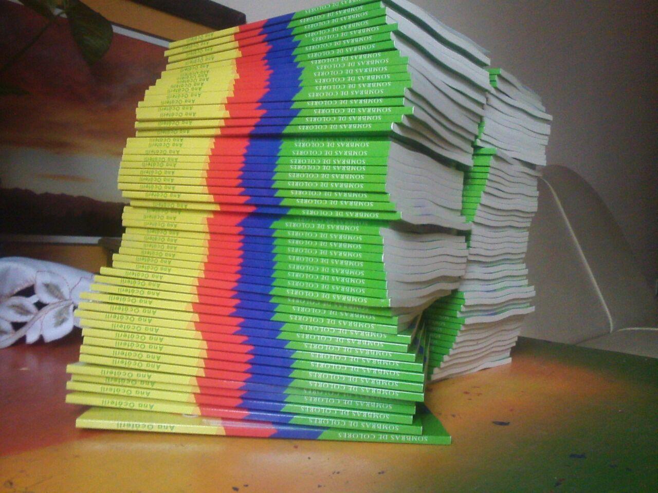 Más libros de los que esperaba